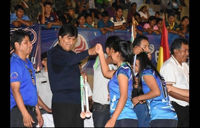 Evo Morales se recupera paulatinamente. Foto: ABI