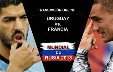 Uruguay vs. Francia: Transmisión EN VIVO online