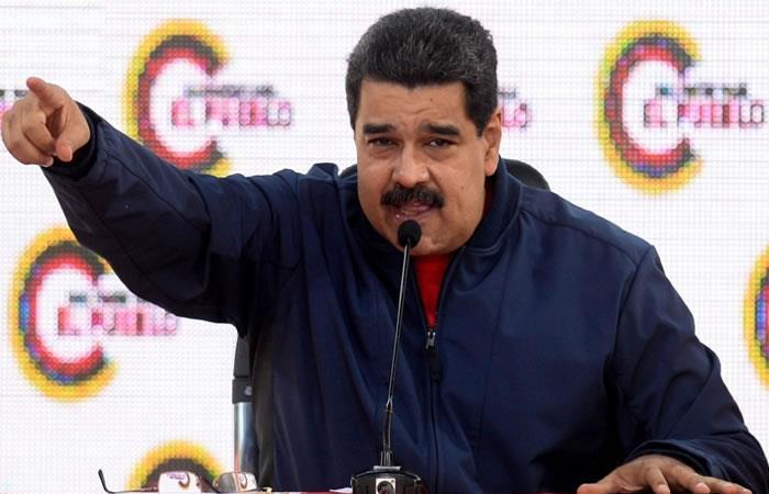 Foto: AFP Morales salió en defensa de Nicolás Maduro