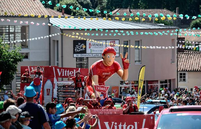 Tour de Francia: Lo que usted no vio de la segunda etapa