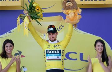 """Tour de Francia: """"No será fácil mantener la camisa amarilla"""": Peter Sagan"""