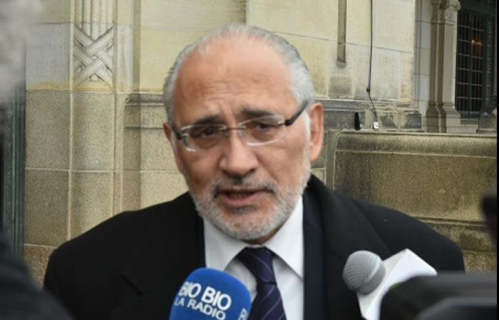 Fiscalía presenta acusatorio contra Carlos Mesa. Foto: ABI