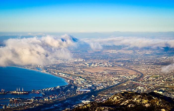 Ciudad del Cabo, la primera ciudad que podría quedarse sin agua. Foto: Pixabay.