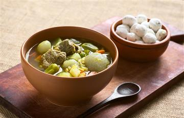 ¿Cómo preparar el mejor Chairo Paceño boliviano?