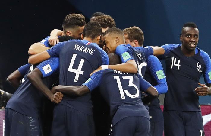 Francia eliminó a Bélgica y ya saborea la final del Mundial