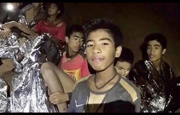 Niños rescatados en Tailandia no podrán asistir a la final del Mundial