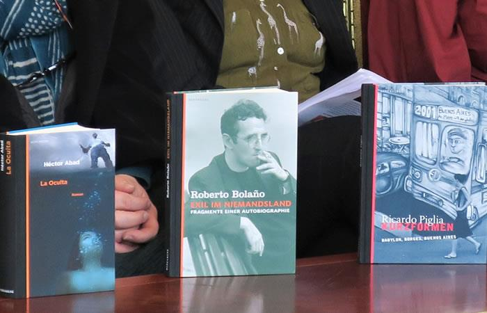 China, presente en la Feria del Libro en La Paz. Foto: EFE