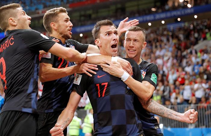 ¡Croacia con sufrimiento y esfuerzo va a la final!