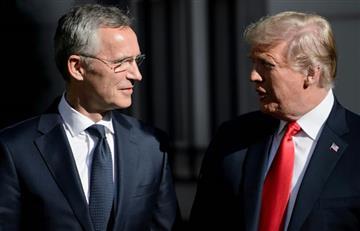 "Cumbre de la OTAN: Trump afirma que Alemania es ""prisionera"" de Rusia"