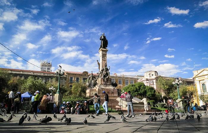 La Paz lanza sistema de seguridad para turistas con apoyo del Reino Unido
