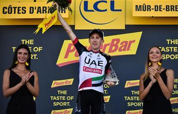 Tour de Francia: Dan Martin conquista el Muro de Bretaña
