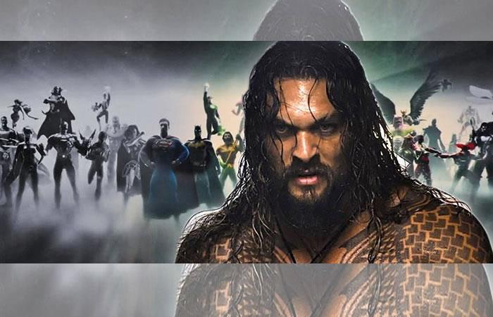 Conoce al Fisherman King de Aquaman