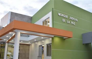 Gobierno inaugura nueva morgue de La Paz