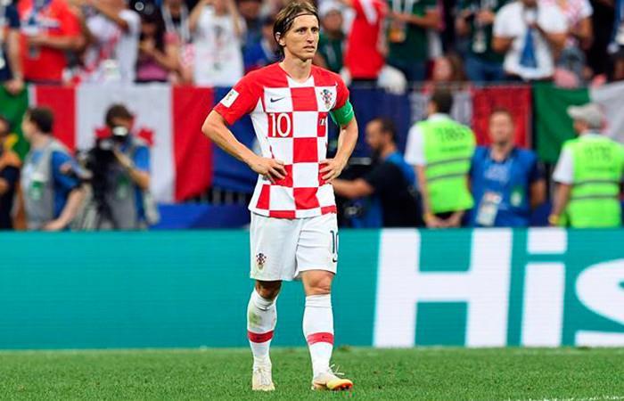 Luka Modric reconoce :