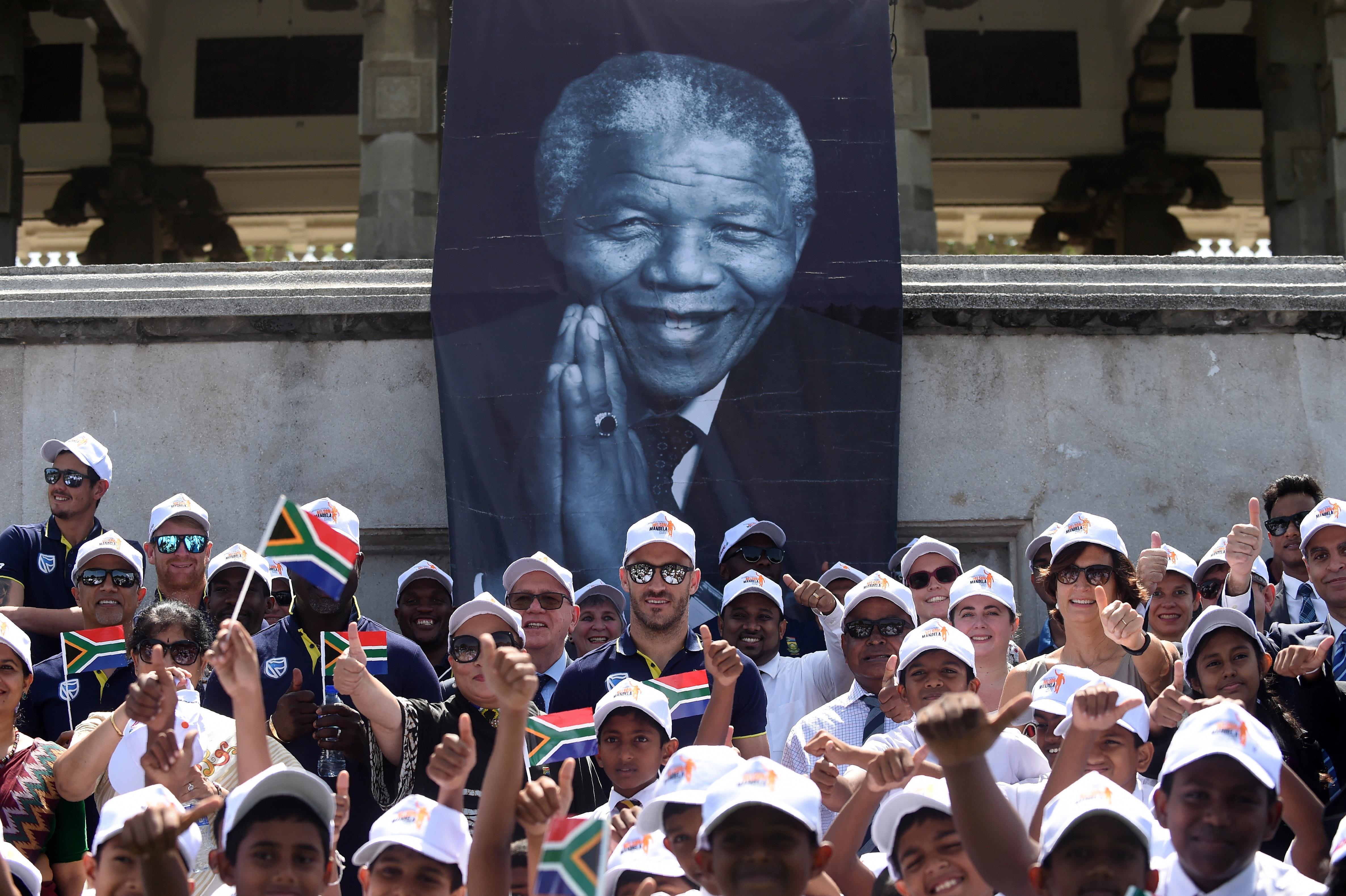 Mandela Day: Homenaje en Sudáfrica a un 'gigante de la Historia'