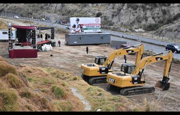 La Paz: Firman contrato para construcción de hospital gastroenterológico