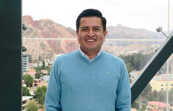 Dante Rivadeneyra, gerente nacional de Ecofuturo. Foto: EFE