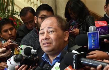EEUU emite descertificaciones porque no admite proceso de cambio en Bolivia: Romero