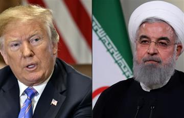 La tensión entre Trump e Irán crece con tuits amenazantes