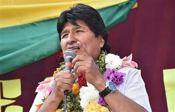 Evo Morales recuerda lucha incansable de Eva Perón