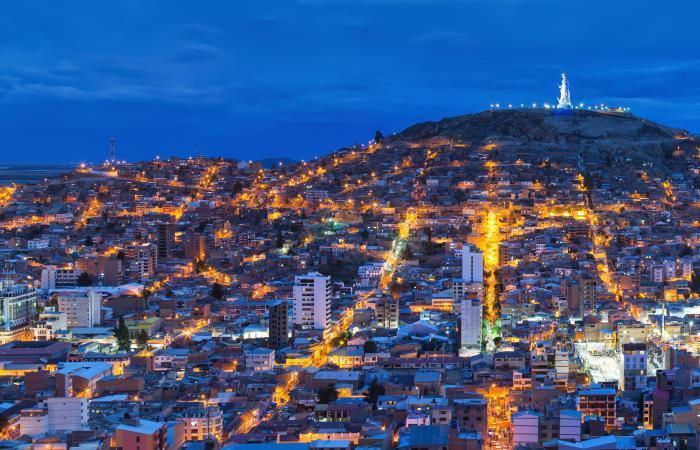 La planta solar será una de las más grandes de Bolivia. Foto: Shutterstock