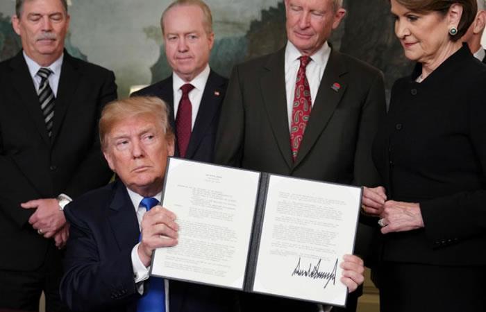 Una nube negra llamada guerra comercial