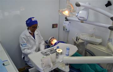 Morales entrega kits dentales con programa 'Mi Sonrisa'