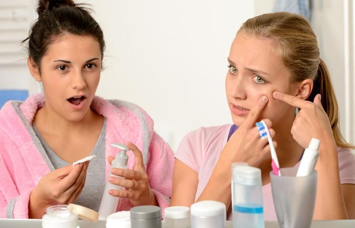 6 consejos para el cuidado de la piel de los adolescentes