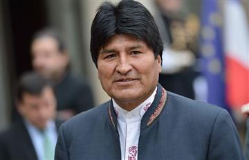Evo Morales: Datos bancarios reflejan su saldo en el cargo