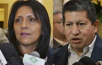 Dos ministros renuncian al secreto bancario como Morales