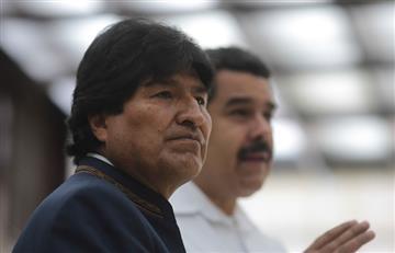 Bolivia repudia 'cobarde atentado' contra Nicolás Maduro