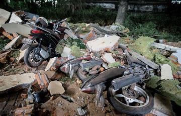 Nuevo terremoto de 7 grados en Indonesia
