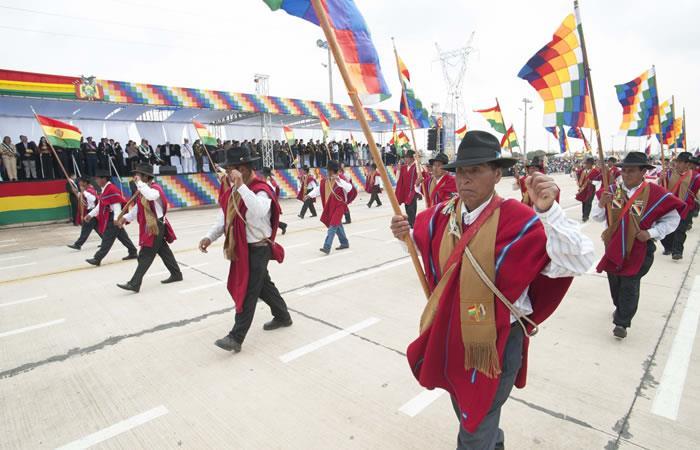 Se realizará el 8 de agosto en Cochabamba. Foto: ABI