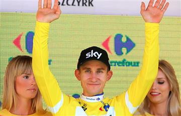 Vuelta a Polonia: Michal Kwiatkowski nuevo líder tras ganar la cuarta etapa