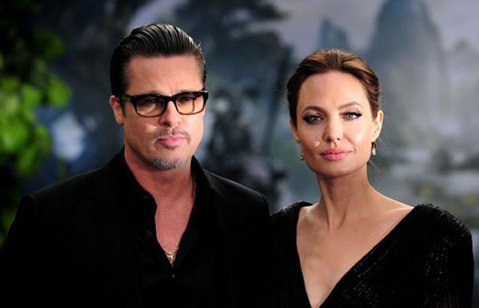 Brad Pitt asegura que sí pagó por sus hijos a Angelina Jolie