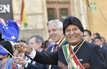 Evo Morales felicita a Bachelet por nombramiento en la ONU