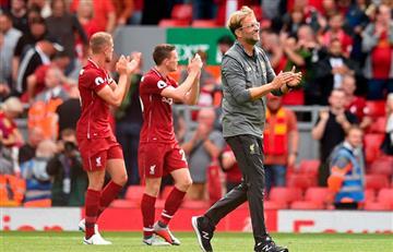 El Liverpool arranca en la Premier con un festín ante el West Ham
