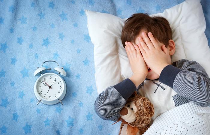 Poner a madrugar a los niños no es bueno. Foto: Shutterstock