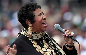 Aretha Franklin, en estado muy grave, según medios