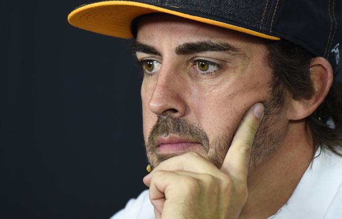Fernando Alonso se retira de la Fórmula Uno