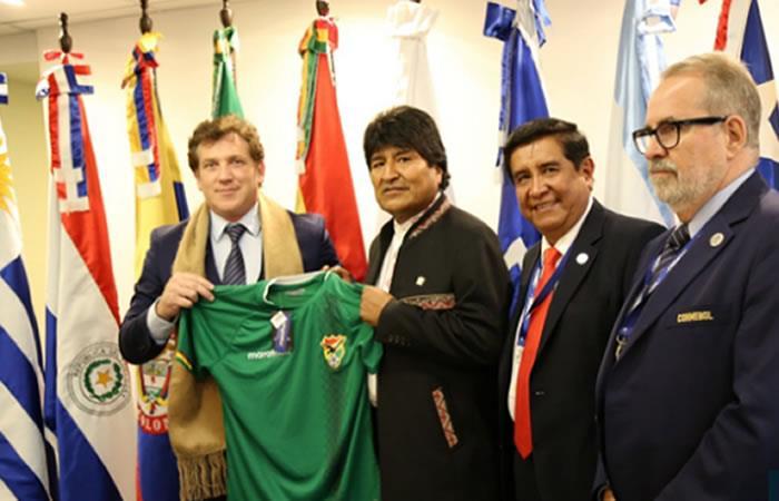 Bolivia será sede del Sudamericano sub-15 en 2019