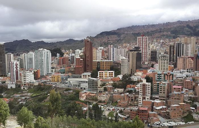 Inmuebles en La Paz Bolivia. Foto: Pixabay