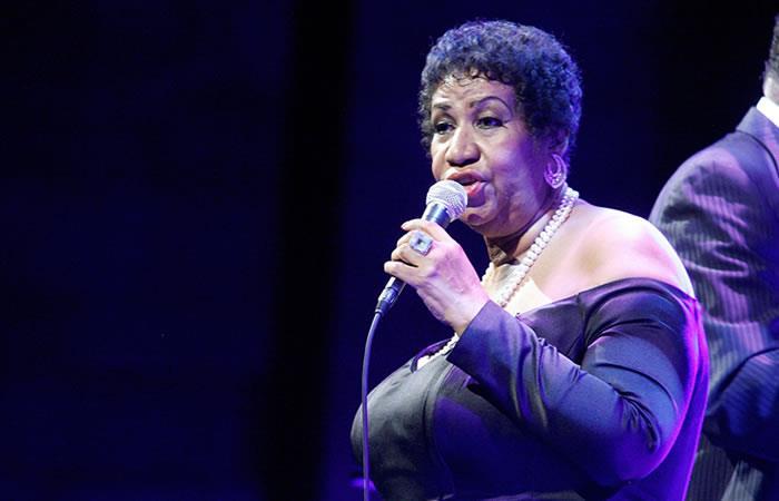 Muere Aretha Franklin, la reina del soul. Foto: AFP