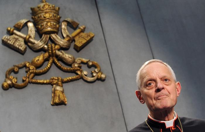 Cardenal Donal Wuerl, arzobispo de Washington DC. Foto. EFE.