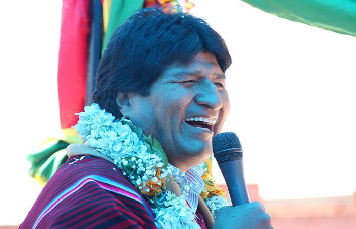 Advierten de las posibles intenciones de Morales. Foto: ABI