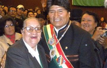 Fallece actriz boliviana Rosa Ríos a los 83 años