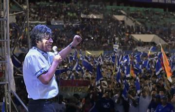 Ivirgarzama: Morales celebra récord de 12 años de mandato