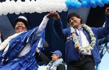 'Bolivia dijo no te vayas Evo', la canción que indigna a la oposición