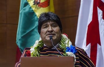 Evo Morales saluda a España por sumarse al megaproyecto del tren bioceánico