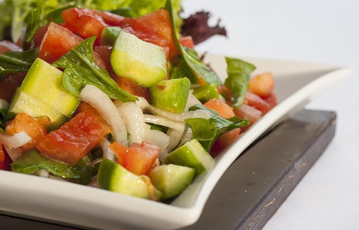 Una dieta equilibrada basada en la variedad, equilibrio y moderación. Foto: Pixabay